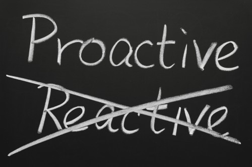 Proactive Creative Leadership